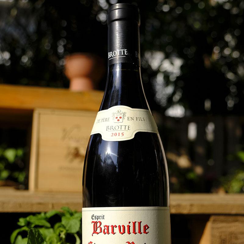 法国名庄2015年巴尔维勒灵魂红酒AOC级干红葡萄酒